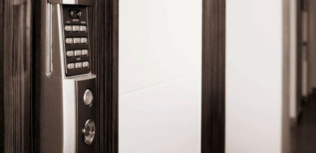 Electronic Lock Image