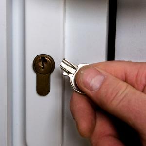 Broken Key in lock