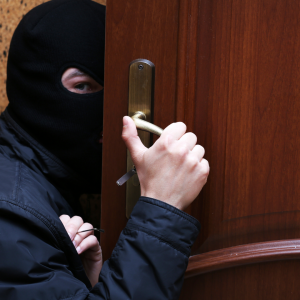 broken into your house